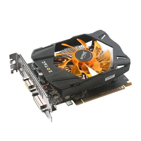 Placa de Vídeo VGA Zotac GeForce GT 740 1GB DDR5 128 bit PCI-Express 3.0 x16 ZT-71002-10L