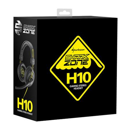 Headset Gamer Sharkoon Shark Zone - H10