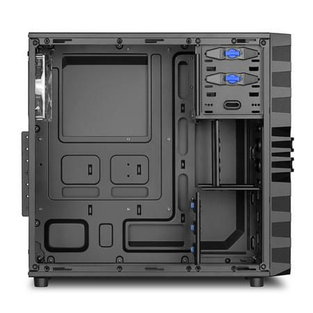 Gabinete Sharkoon ATX VG4-W