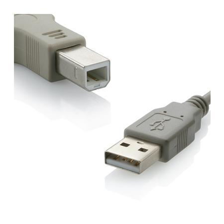 Multilaser Cabo USB 2.0 Macho x B Macho 3 metros WI273