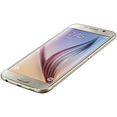 Smartphone Samsung Galaxy S6, 32GB, 16MP, Tela 5.1´, Dourado - G920I