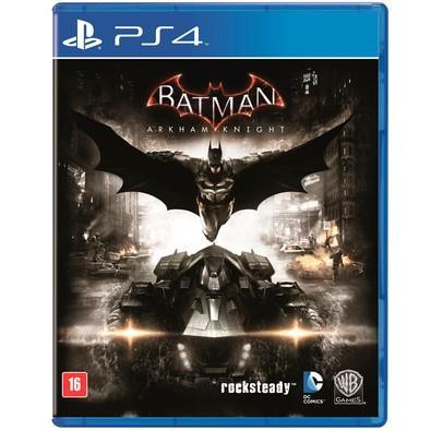 Game Batman Arkham Knight PS4