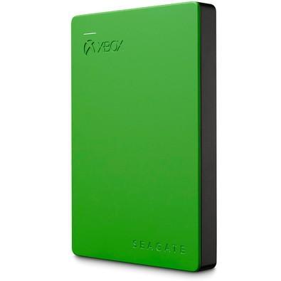 HD Seagate Externo Xbox Game Drive USB 3.0 2TB Verde - STEA2000403