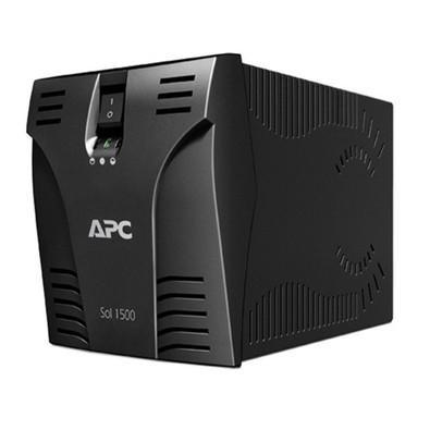 Estabilizador APC 1500VA Microsol Bivolt 9100700021