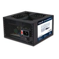 Fonte WiseCase ATX 750W Preta 20+4 SATA - FNWD0006