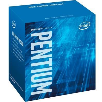 Processador Intel Pentium G4500 Skylake, Cache 3MB, 3.5Ghz, LGA 1151, Intel HD Graphics 530 BX80662G4500