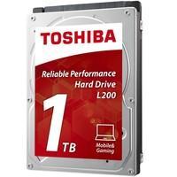 HDToshiba SATA 2.5´ p/ Notebook L200 1TB 5400RPM 8MB Cache SATA 3Gbs/s HDWJ110XZSTA