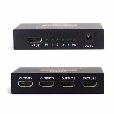Splitter MD9 HDMI 4 Portas 1.4 3D 7148