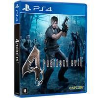 Game Resident Evil 4 PS4