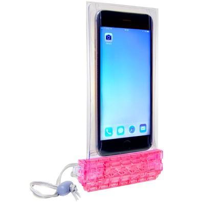 Dartbag Bolsa Aquática Estanque para Celular - Rosa