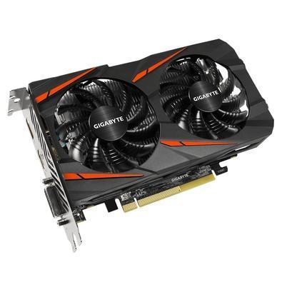 Placa de Vídeo Gigabyte AMD Radeon RX 460 WindForce OC 4G, GDDR5 - GV-RX460WF2OC-4GD