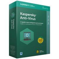 Kaspersky Antivírus 2018 1 PC