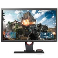 Monitor Gamer Benq Zowie LED 24´ Widescreen, Full HD, HDMI/VGA/DVI/Display Port, 144Hz, 1ms, Altura Ajustável, Grafite - XL2430