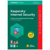 Kaspersky Internet Security 2018 Multidispositivos..