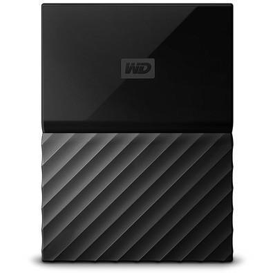 HD Externo Portátil WD My Passport USB 3.0 1TB Preto- WDBYNN0010BBK