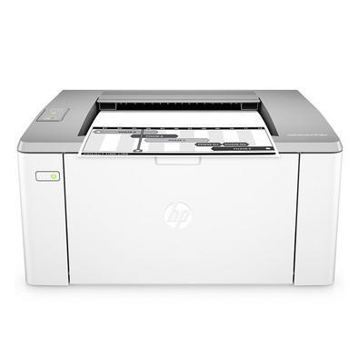 Impressora HP LaserJet Ultra M106W, Laser, Wi-Fi, 110V - G3Q39A