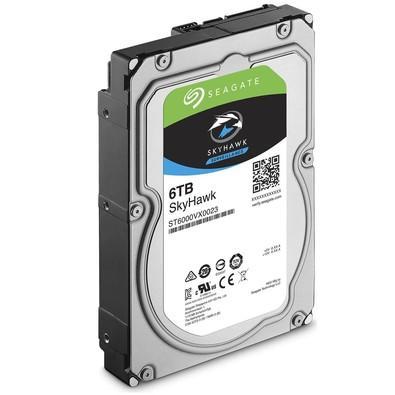 HD Seagate Surveillance SkyHawk, 6TB, 3.5´, SATA - ST6000VX0023