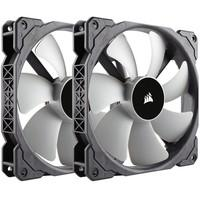 Cooler FAN Corsair ML140, 140MM Pack com 2 Unidades - CO-9050044