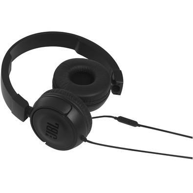 Headphone JBL Com Microfone T450 Preto