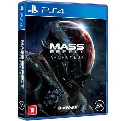 Game Mass Effect Andromeda PS4