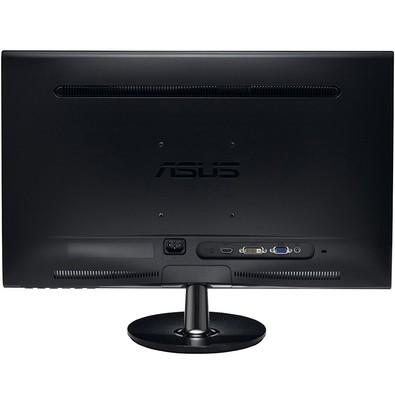 Monitor Gamer Asus LCD 24´ Widescreen, Full HD, HDMI/VGA/DVI, 1ms - VS248HR