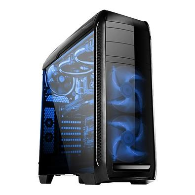 Computador Gamer 3Green Intel Core i7-7700, 8GB, HD 1TB, SSD 120GB, GTX 1060 6GB, Windows 10 Versão de Avaliação - 5466