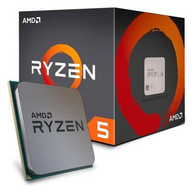 Processador AMD Ryzen 5 1600X, Cache 19MB, 3.6GHz (4Ghz Max Turbo), AM4 - YD160XBCAEWOF