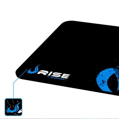 Mousepad Rise Gaming Scorpion Costurado Grande Fibertek - RG-MP-05-SK