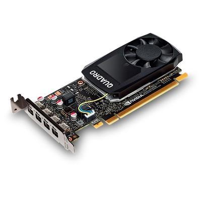 Placa de Vídeo PNY NVIDIA Quadro P1000 4GB, GDDR5 - VCQP1000