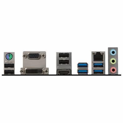 Placa-Mãe MSI B350M Pro-VDH, AMD AM4, mATX, DDR4