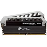 Memória Corsair Dominator Platinum 16GB (2x8GB) 3200Mhz DDR4 CL16 - CMD16GX4M2B3200C16