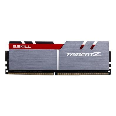 Memória G.SKill Trident Z, 16GB (2x8GB) 3200MHz, DDR4, CL14, Cinza - F4-3200C14D-16GTZ