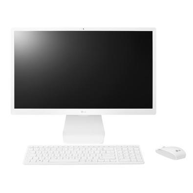 All in One LG Intel Core i3-7100U, 4GB, HD 1TB, TV Digital, Windows 10, 23,8´ - 24V570-C.BJ21P1