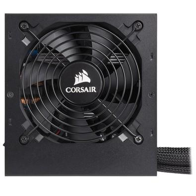 Fonte Corsair 450W 80 Plus Bronze CX450 - CP-9020120-BR