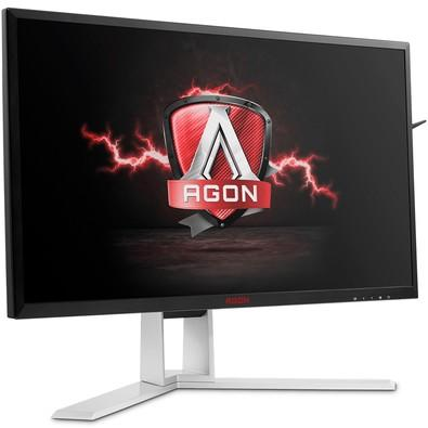 Monitor Gamer AOC LED 25´ Widescreen, Full HD, HDMI/Display Port, GSync, 240Hz, 1ms, Altura Ajustável - AG251FG