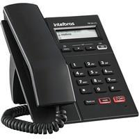 Telefone Intelbras Com Fio TIP 125 Lite Preto