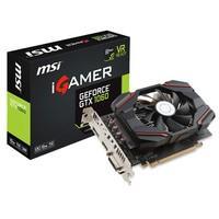 Placa de Vídeo VGA MSI NVIDIA GeForce GTX 1060 IGAMER OC 6GB GDDR5, 192Bits DVI, HDMI, DP, PCI-E 3.0