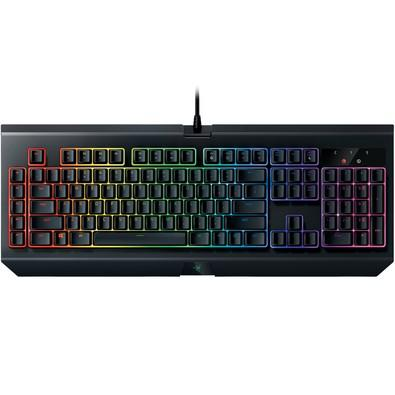 Teclado Mecânico Gamer Razer Blackwidow V2 Chroma, Switch Razer Yellow, US - RZ03-02032400-R3U1