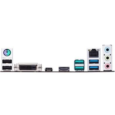 Placa-Mãe ASUS p/ Intel LGA 1151 ATX TUF Z370-PLUS GAMING, DDR4, HDMI/DVI-D, SLI/CrossFireX, M.2, Quick Sync Video,TUF LANGuard,Turbo LAN Utility