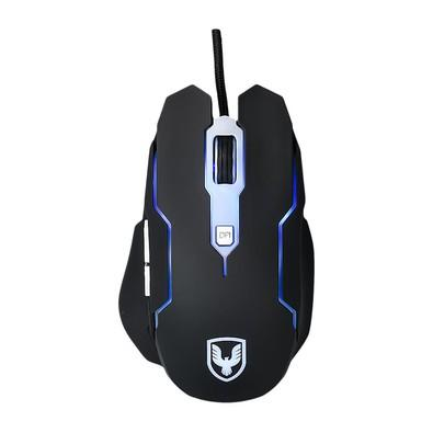 Mouse Gamer PCTop Falcon Severus Standard 2500DPI - FS2000