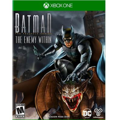 Game Batman The Enemy Within Xbox One