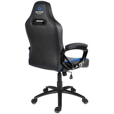 Cadeira Gamer Alpha Gamer Kappa, Black Blue