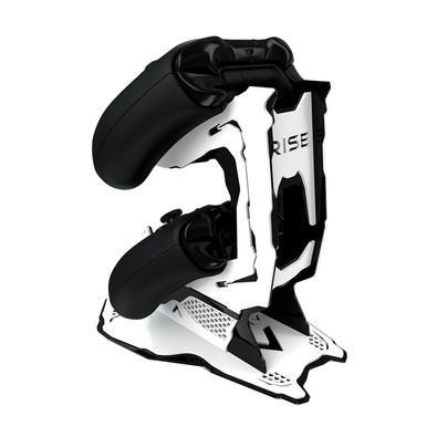 Suporte Para Controle Rise Preto e Branco RM-SC-01-BW