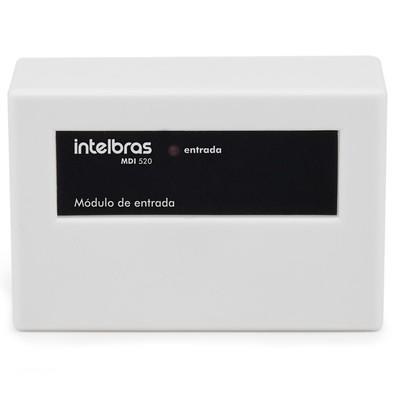 Módulo de Entrada Intelbras  MDI 520 Branco 4616645