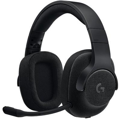 Headset Gamer Logitech G433 7.1 Surround Drivers Pro-G Preto - 981-000667
