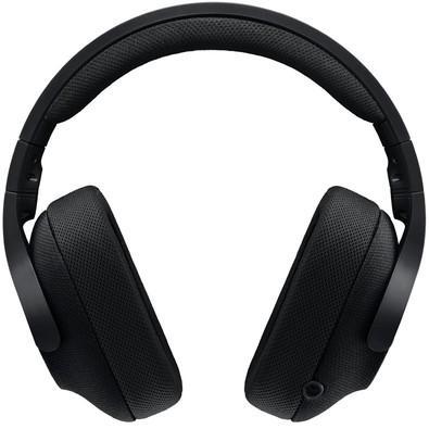 Headset Gamer Logitech G433 7.1 Surround Drivers Pro-G Preto - 981-000667