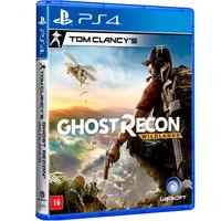 Game Tom Clancys Ghost Recon Wildlands PS4