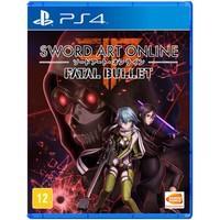 Game Sword Art Online - Fatal Bullet PS4