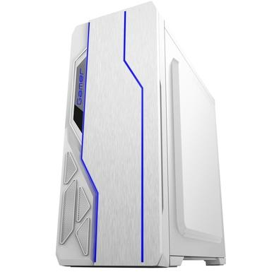 Gabinete Gamer Bluecase Branco sem fonte USB 3.0  BG-009