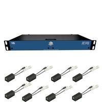 Kit Power Coaxial Onix Security HD 3000 - 08 Ch c/ Mini Rack 05´U Acrilico 4012